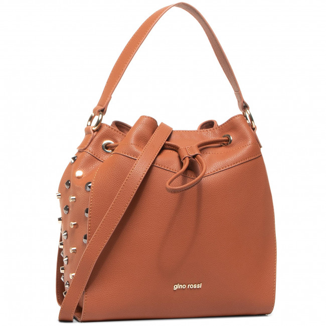 Handbag GINO ROSSI - CSS2000C Camel