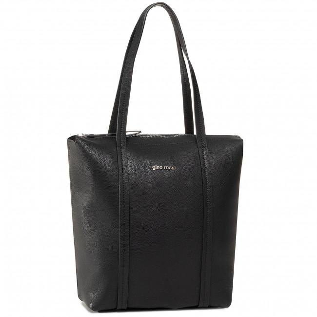 Handbag GINO ROSSI - CSS2236B Black