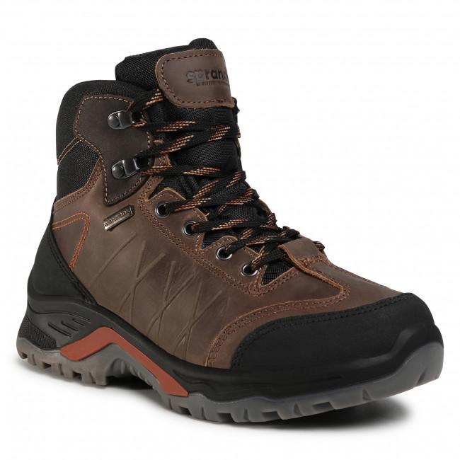 Trekker Boots SPRANDI - SO92524S Brown