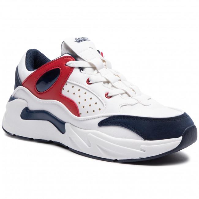 Sneakers SPRANDI - MP40-9928W White