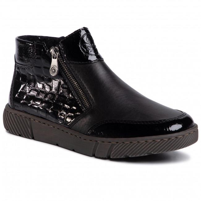 Boots RIEKER - 52982-00 Black