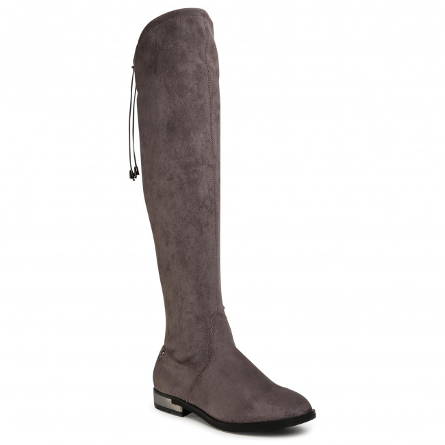 Over-Knee Boots JENNY FAIRY - WS18AW1275 Grey 1