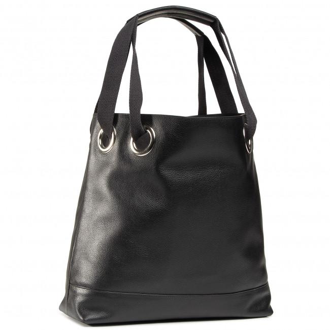 Handbag LASOCKI - BRT-501  Black