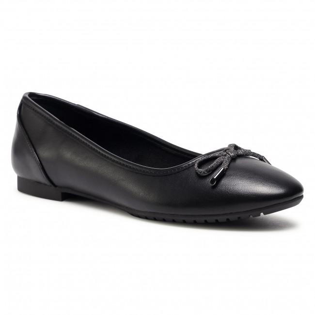 Flats JENNY FAIRY - WYL2474-1 Black
