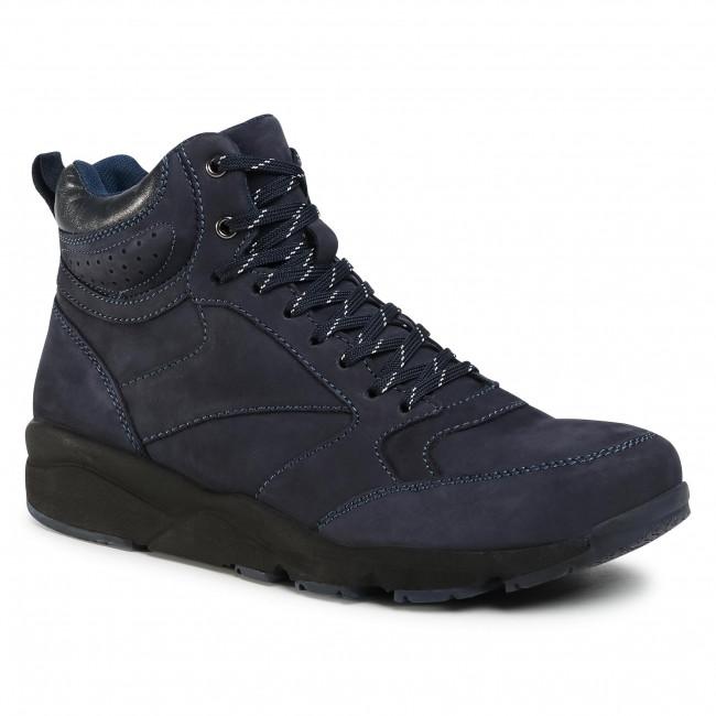 Boots SERGIO BARDI - MI07-B10-A839-02 Cobalt Blue