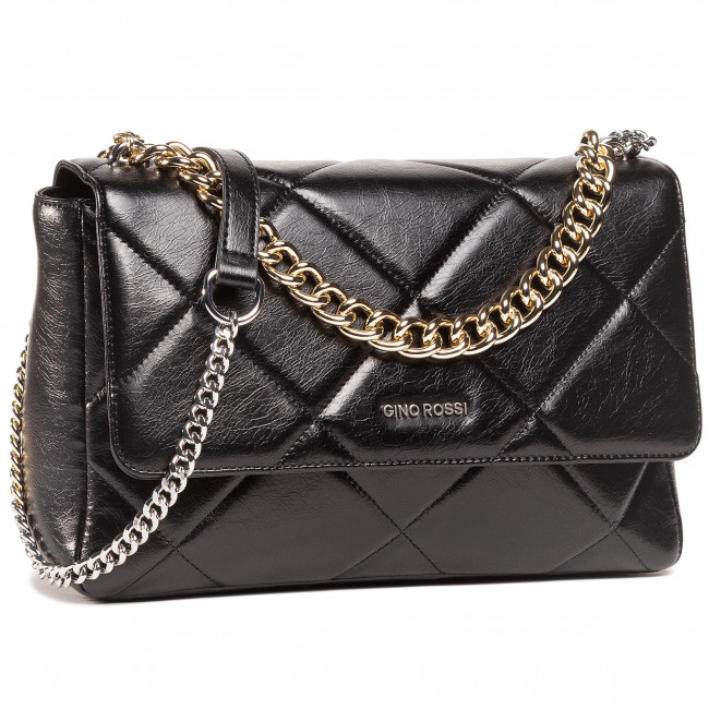 Handbag GINO ROSSI - CSN5154 Black