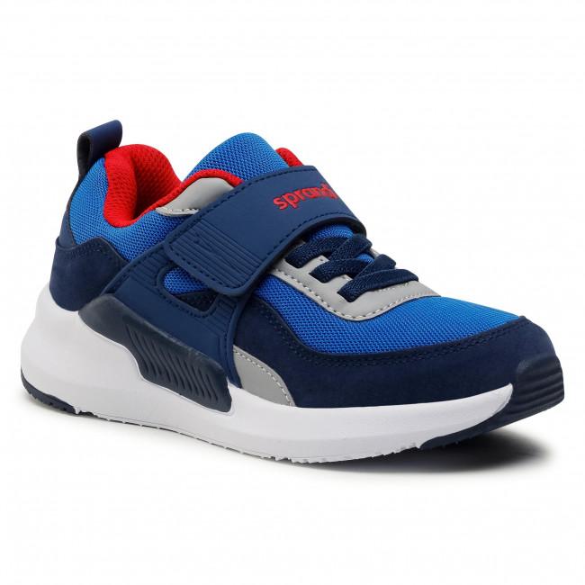 Trainers SPRANDI - CP40-9187Y Cobalt Blue