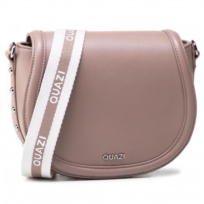 Handbag QUAZI - RX90021 Dark Beige