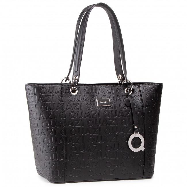 Handbag QUAZI - RC18640  Black