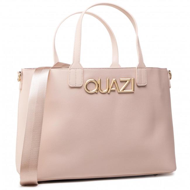 Handbag QUAZI - RX90037 Beige