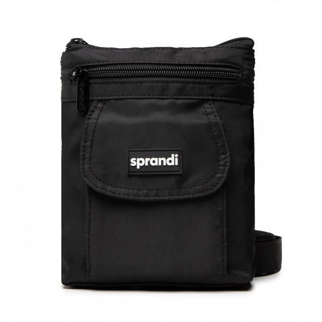 Messenger Bag SPRANDI - BSR-S-113-10-06 Black