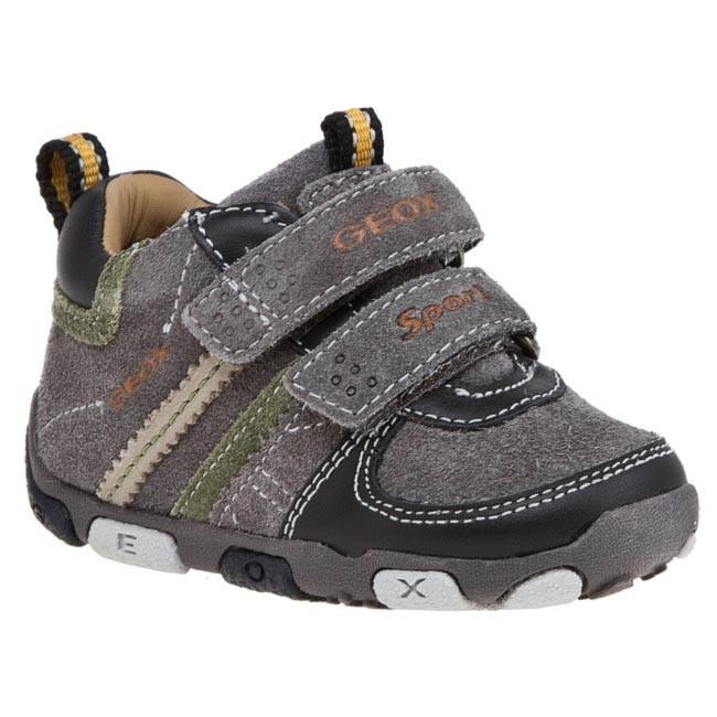 Shoes GEOX - B Balu'Boy X B2436X 02234 C0062 Grey