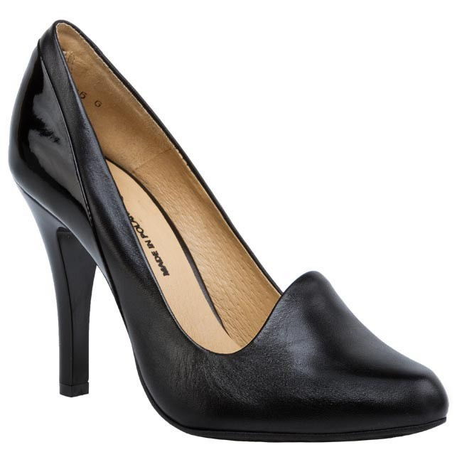 Shoes BUT-S - T822-Z45-0G1 Black
