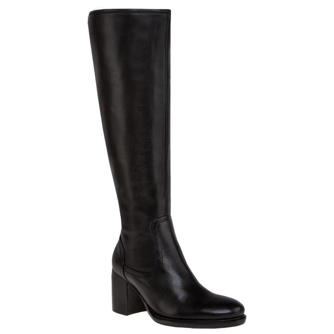 Knee High Boots BRUNO PREMI - R1009 Nero