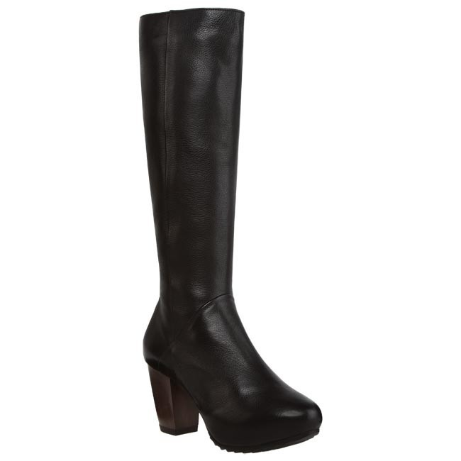 Knee High Boots HÖGL - 6-10 5951 Black
