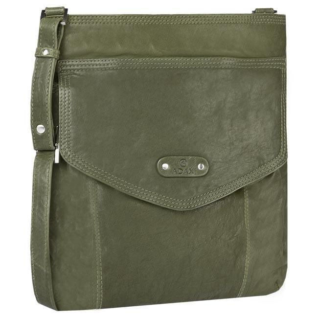 Handbag ADAX - 168976 Green
