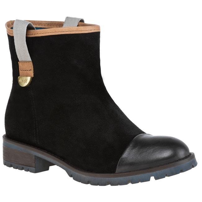 Boots MEXX - 10000206 Black