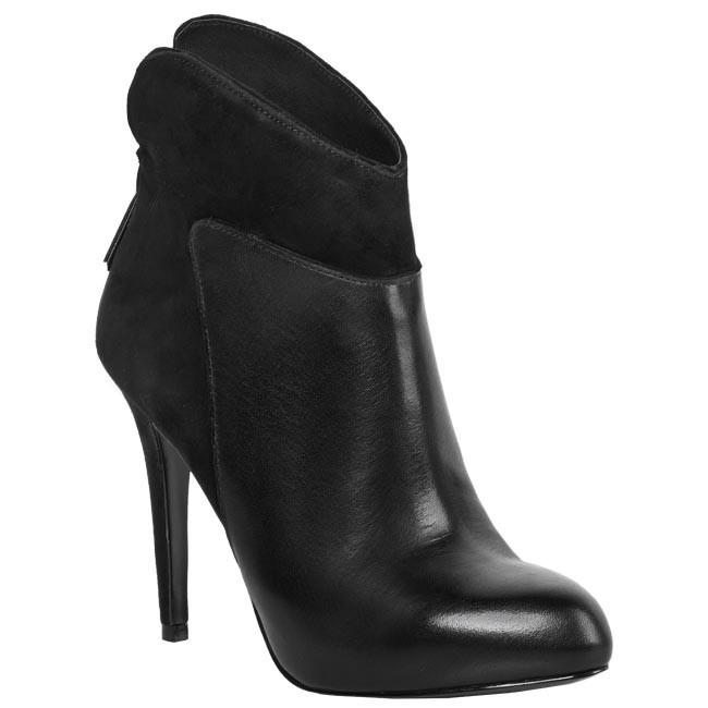Boots GUESS - FL6CHALEA09 Black