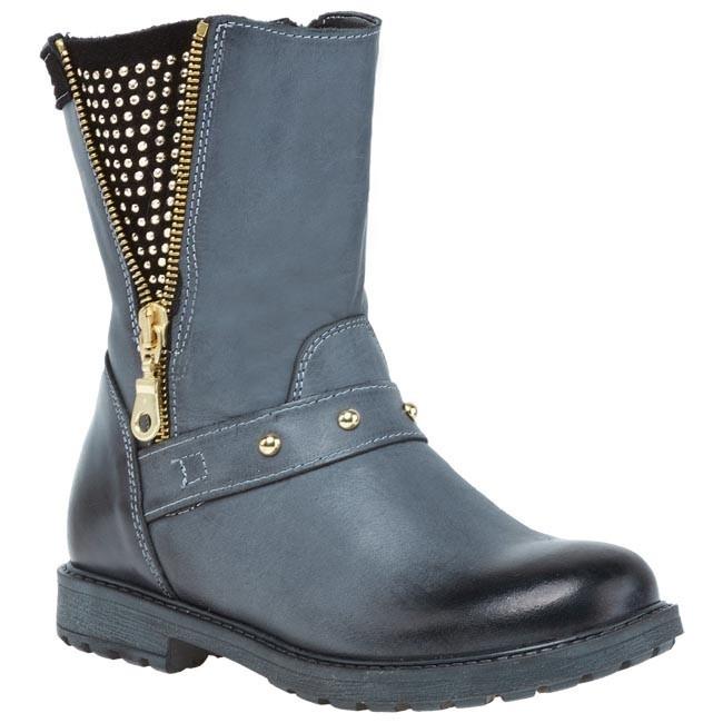 Knee High Boots ZARRO - 3012/03 Grey