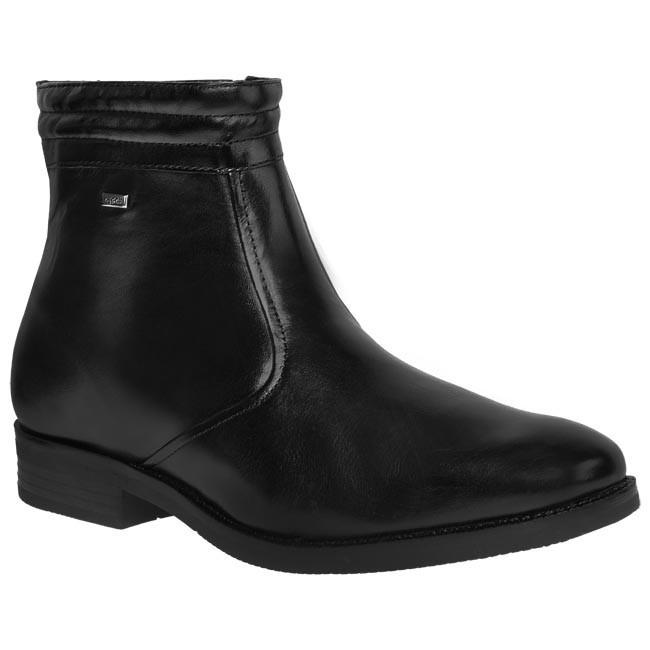 Boots BUGATTI - New Alabama Nappa B4041-1 Schwarz100