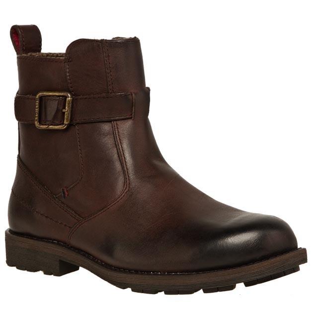 huge discount 44854 9f5d9 Boots TOMMY HILFIGER - Clift 6A FM56815995 Coffee Bean 212
