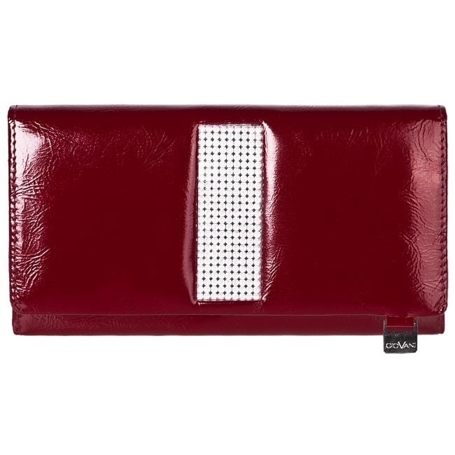 Large Women's Wallet GIOVANI - CV-250/150 Red