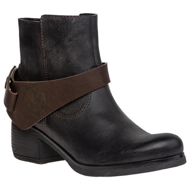 Boots BADURA - 7078-69 Black