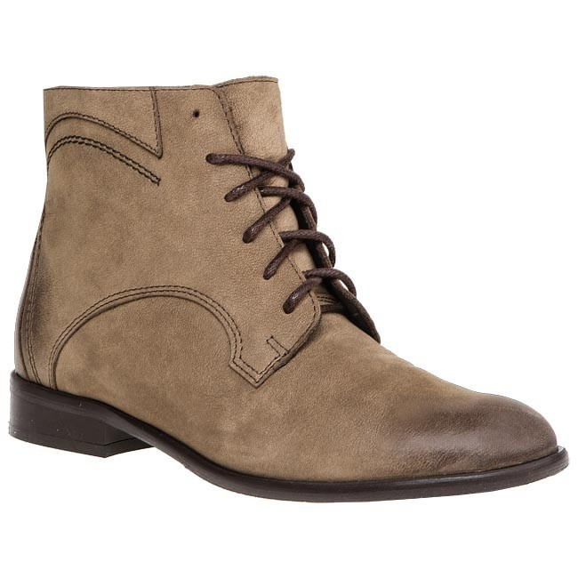 Boots BUT-S - T847-F80-0R0 Beige