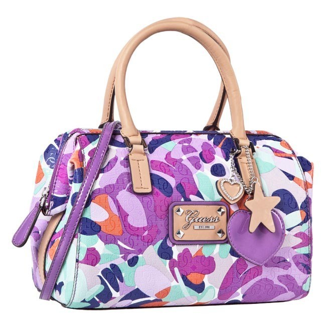 Torebka GUESS - Airun VY404609 Purple Multi