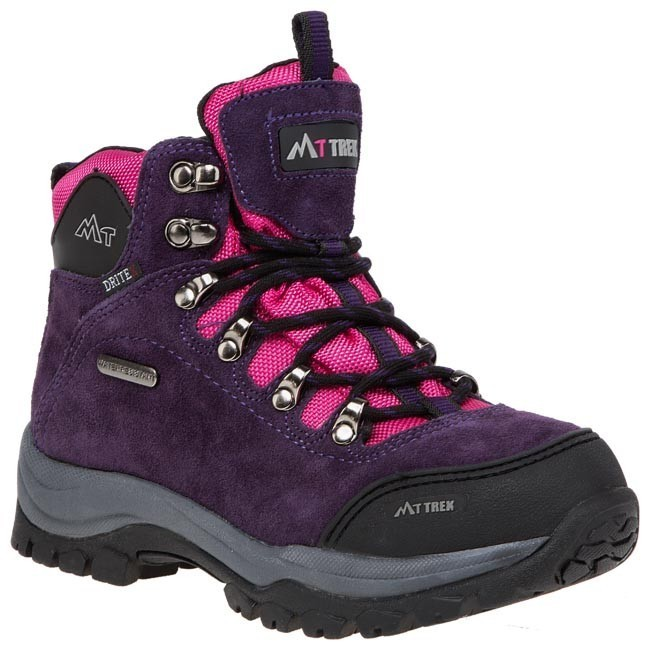 Hiking Boots SPRANDI - 13-508-032 Purple