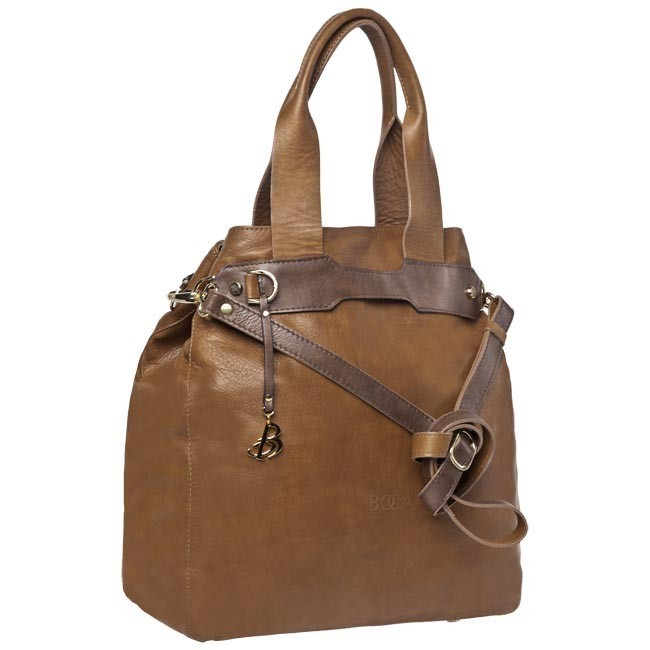 Handbag BOCA - 124 S 61/3 Brown
