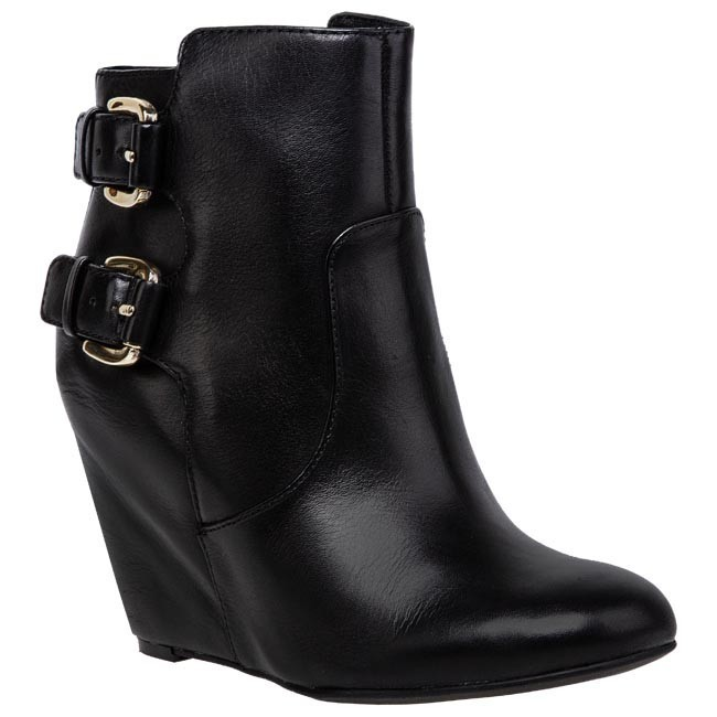 Boots GUESS - Ulfred FL4ULFLEA09 Black