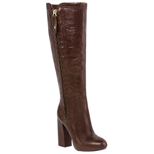 Knee High Boots GUESS - FL4ZYTLEA11 Brown