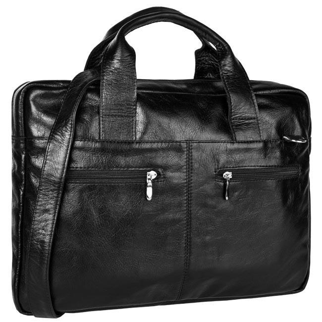 Laptop Bag OSKAR - 449 Black