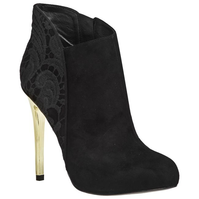 Boots GUESS - FL6POESUE09 Black