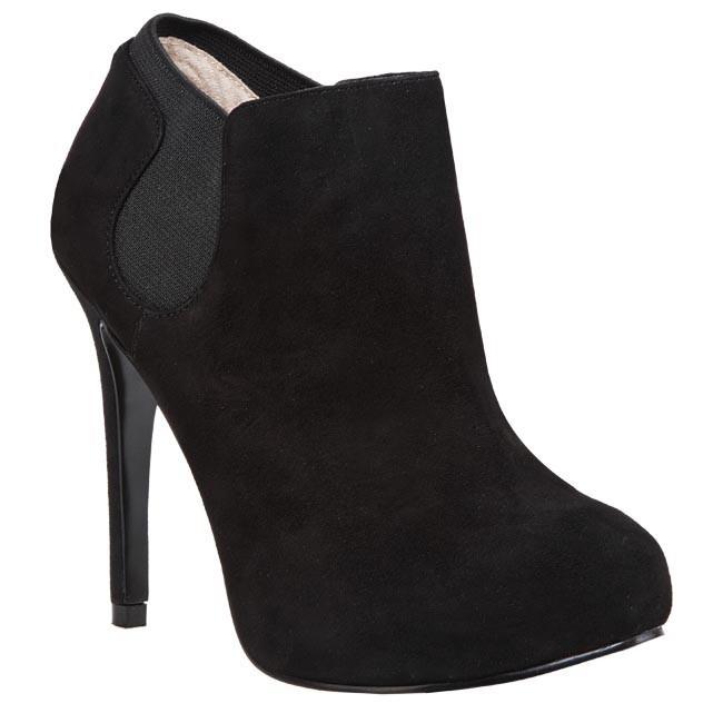 Boots GUESS - FL4HLASUE09 Black