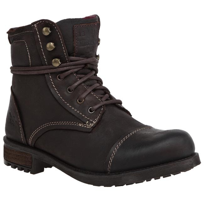 Boots MUSTANG - 31A048 Brown