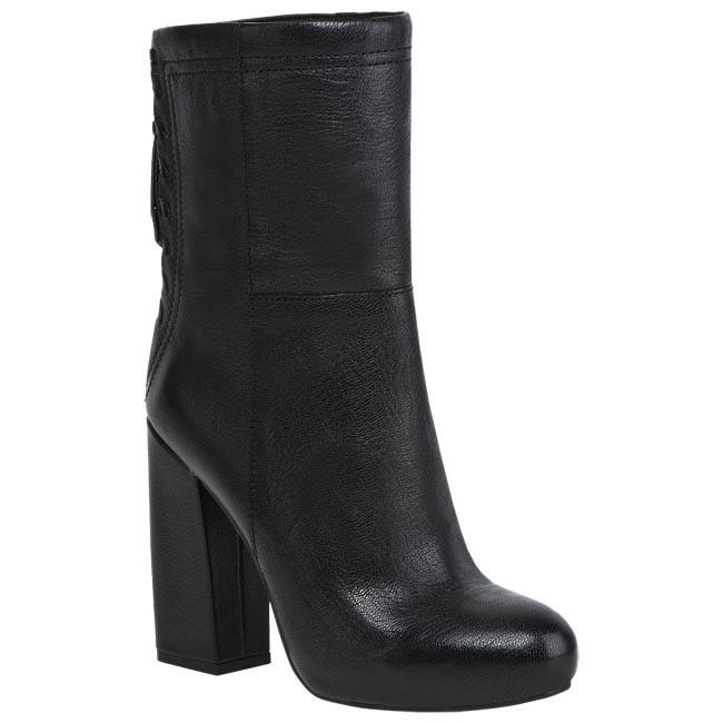 Knee High Boots GUESS - FL4ZOALEA10 Black