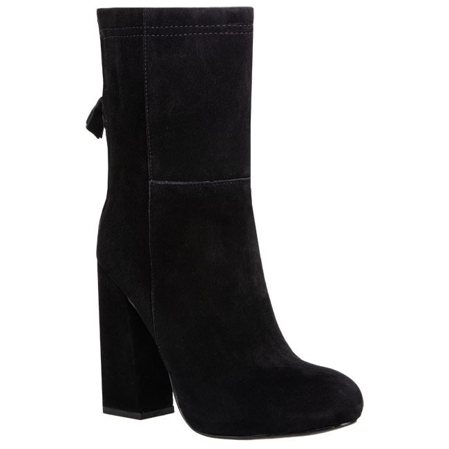 Knee High Boots GUESS - FL4ZOASUE10 Black
