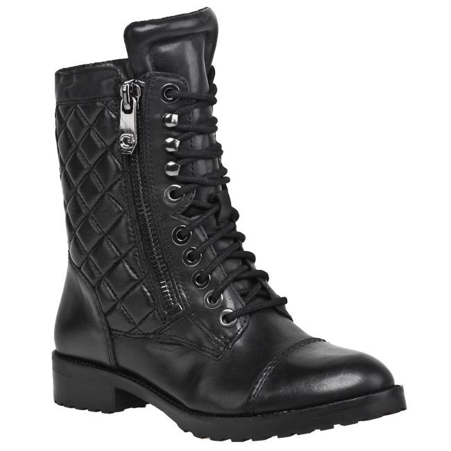 Boots GUESS - FL6GINLEA10 Black