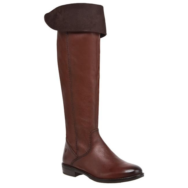 Knee High Boots TAMARIS - 1-25553-21 Chestnut 328