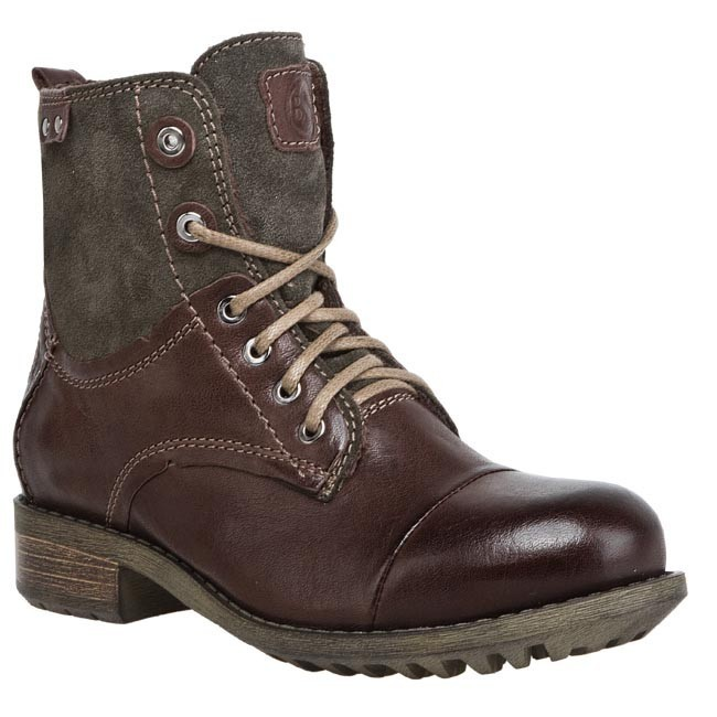 Boots BUT-S - T642-M17-2P0 Brown Grey