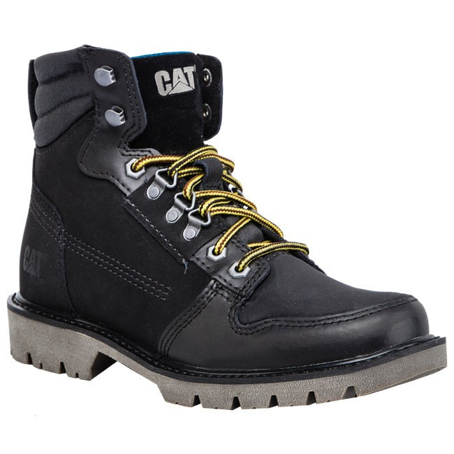Hiking Boots CATERPILLAR - Nelson P716352 Black