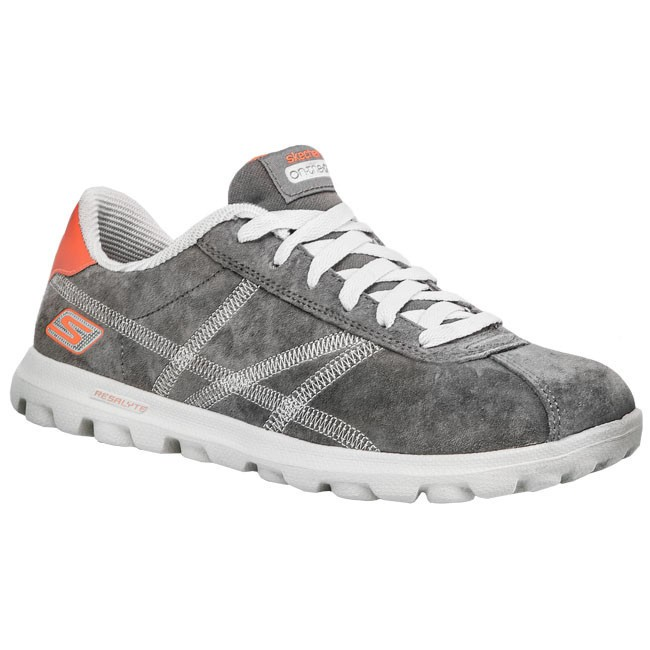 On The Go Sutra Womens Lace Up Trainers