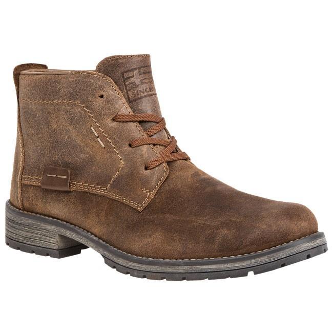 Boots RIEKER - F0912-26 Brown