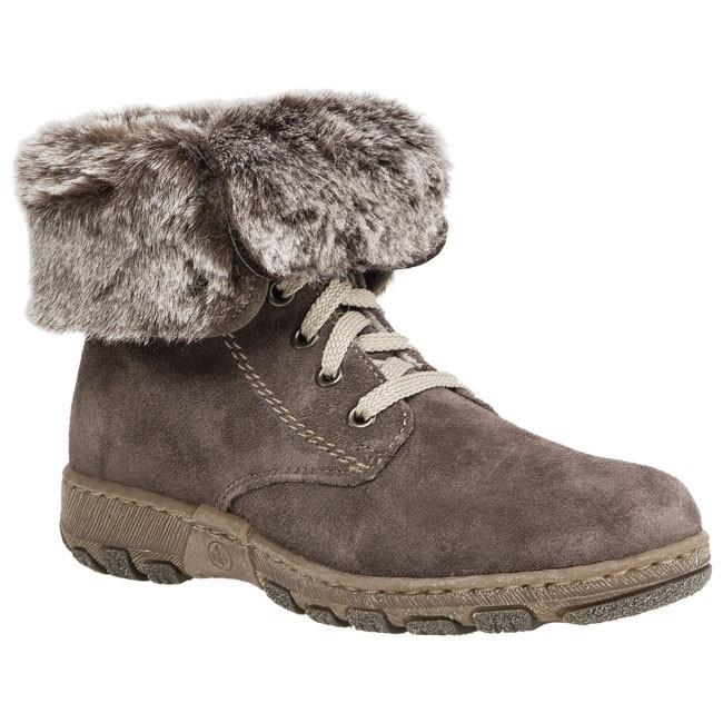 Boots RIEKER - Z0120-45 Grey