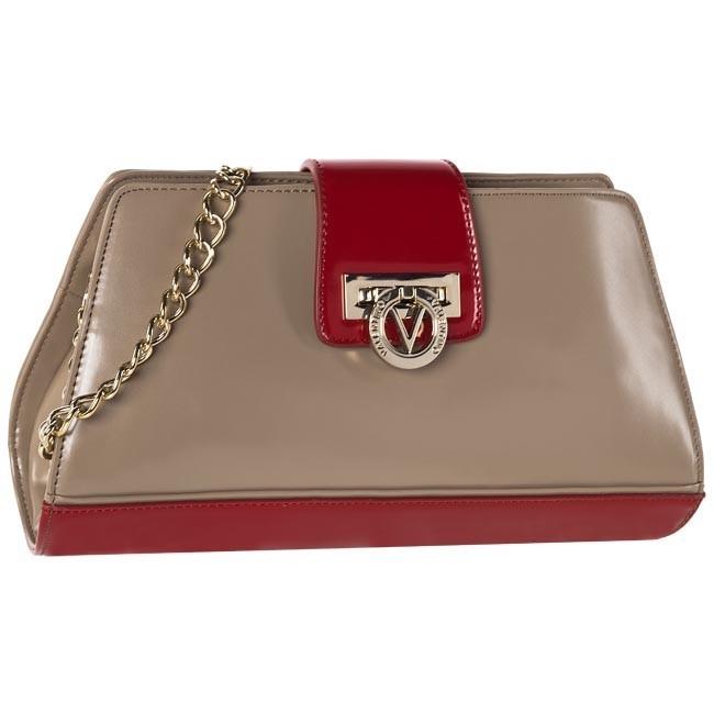 Handbag VALENTINO - Privilege VBS89U06 Beige/Multicolor