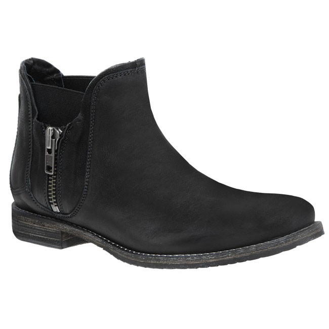 Ankle Boots GINO ROSSI - MBC709-D28-7F00-9900-F Black