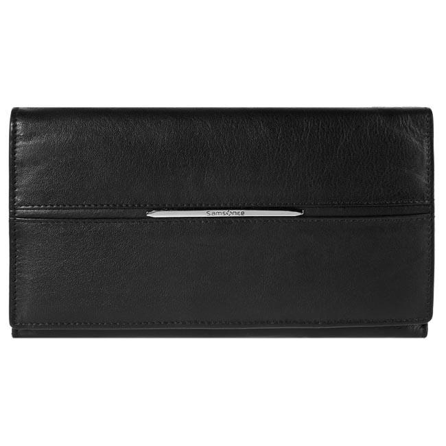 Large Women's Wallet SAMSONITE - 141-273-1 Black