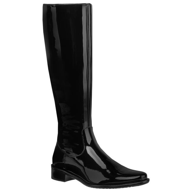 Knee High Boots SAGAN - 2154 Black